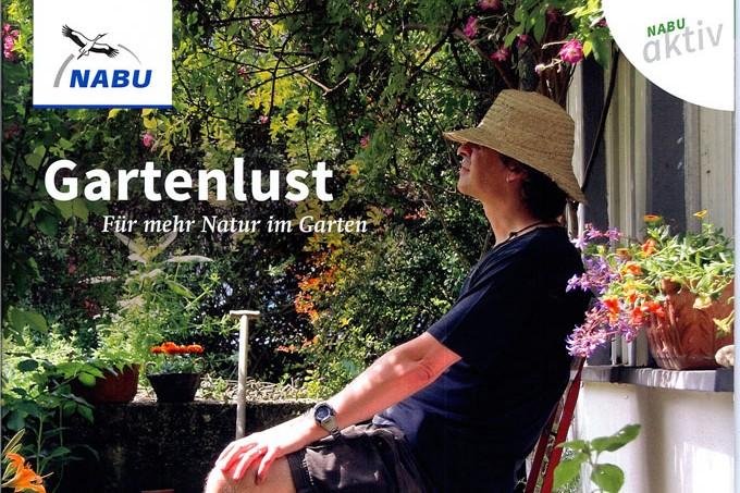 Gartenlust Broschüre